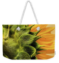 Weekender Tote Bag featuring the photograph Be The Sunshine by Jessica Manelis