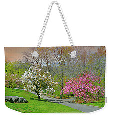 Weekender Tote Bag featuring the photograph Be True To Yourself by Diana Angstadt