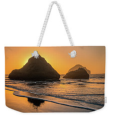 Weekender Tote Bag featuring the photograph Be Your Own Bird by Darren White
