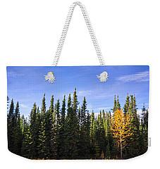 Be Yourself Weekender Tote Bag