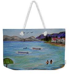 Beach Activities  Weekender Tote Bag