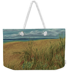 Beach And Clouds Weekender Tote Bag