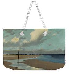 Beach At Low Tide Weekender Tote Bag