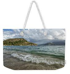 Beach At St. Kitts Weekender Tote Bag