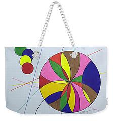 Beach Ball Time Weekender Tote Bag