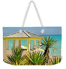 Beach Bar Weekender Tote Bag