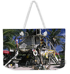 Beach Bar Weekender Tote Bag