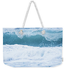 Weekender Tote Bag featuring the photograph Beach Beauty by Parker Cunningham