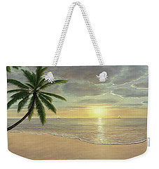 Beach Bliss Weekender Tote Bag