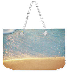 Beach Caress Weekender Tote Bag