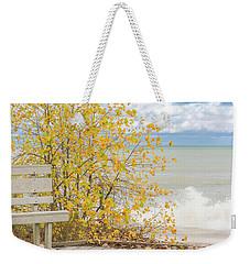 Beach Color Weekender Tote Bag