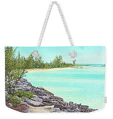 Beach Cove Weekender Tote Bag