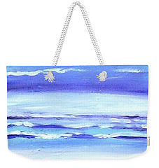 Beach Dawn Weekender Tote Bag by Winsome Gunning