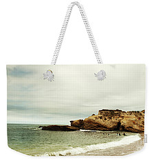 Beach Day At Montana De Oro Inspooner's Cove San Luis Obispo County California Weekender Tote Bag