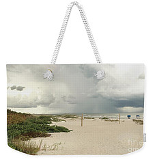 Beach Day Weekender Tote Bag