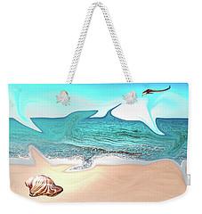 Beach Dream Weekender Tote Bag