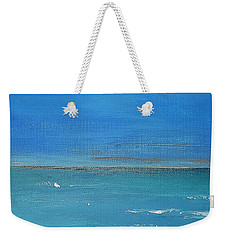 Beach  Evening Weekender Tote Bag by Diana Bursztein