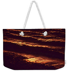 Beach Fire Weekender Tote Bag