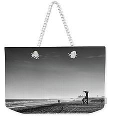 Beach Fog Weekender Tote Bag