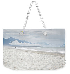 Beach For Two Weekender Tote Bag by Alex Conu