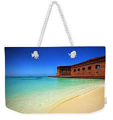 Beach Fort. Weekender Tote Bag
