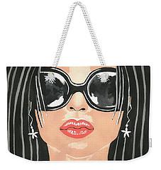 Beach Glam Weekender Tote Bag