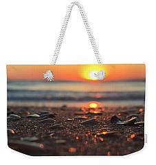 Beach Glow Weekender Tote Bag by LeeAnn Kendall