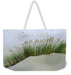Beach Grass And Dunes Weekender Tote Bag