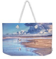 Beach Gulls Weekender Tote Bag