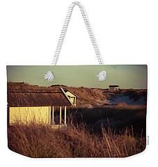 Beach Houses And Dunes Weekender Tote Bag