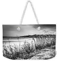 Weekender Tote Bag featuring the photograph Beach In Ogunquit by Doug Camara