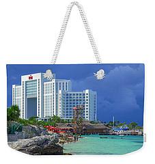 Beach Life In Cancun Weekender Tote Bag