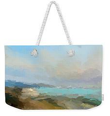Beach Light Weekender Tote Bag