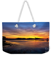 Beach Love Weekender Tote Bag