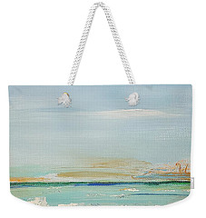 Beach Morning Weekender Tote Bag by Diana Bursztein