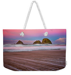 Weekender Tote Bag featuring the photograph Beach Of Dreams by Darren White