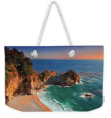 Beach Of Julia Weekender Tote Bag