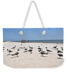 Beach Party Weekender Tote Bag