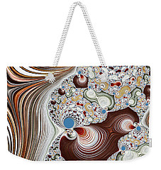 Beach Pebbles Weekender Tote Bag
