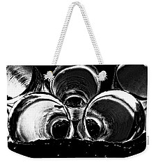 Beach Pipes Weekender Tote Bag