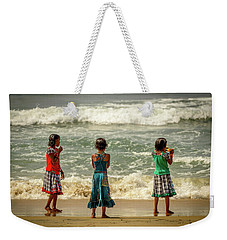 Beach Play Weekender Tote Bag