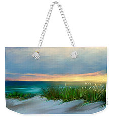 Beach Splender Weekender Tote Bag