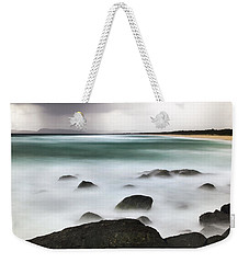 Beach Squall Weekender Tote Bag
