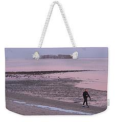Beach Stroll Weekender Tote Bag