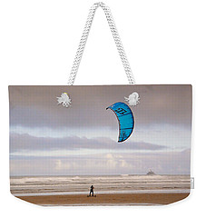 Beach Surfer Weekender Tote Bag