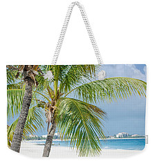 Beach Time In Turks And Caicos Weekender Tote Bag