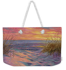 Beach Time Serenade Weekender Tote Bag