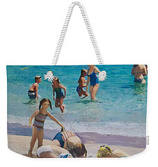 Beach Time Weekender Tote Bag