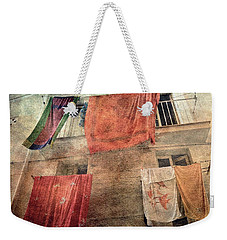 Beach Towels Weekender Tote Bag