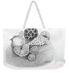 Beach Treasures Weekender Tote Bag